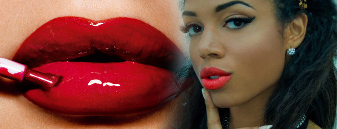 Choose A Bold Red Lipstick For Your Skin Tone, Classy Not Trashy!