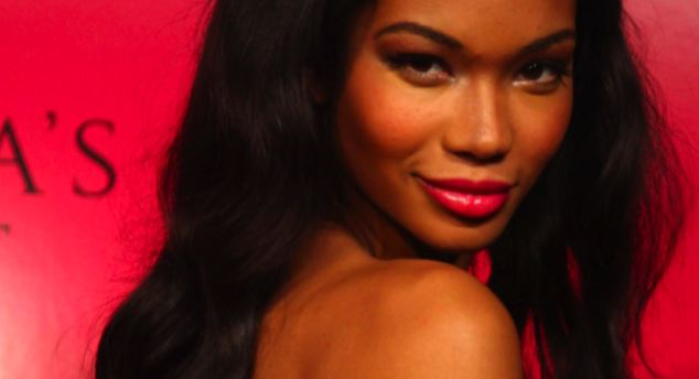 GET CLOSE WITH VICTORIA SECRET MODEL CHANEL IMAN