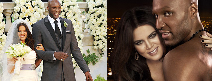 Lamar Odom Talks To Playboy About Marriage To Khloe Kardashian
