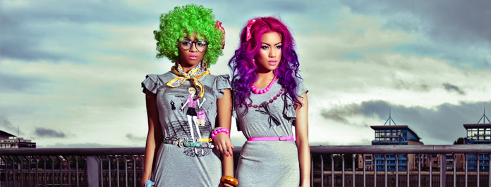 PEEKS AND LOLO 'PUNKY FISH' COLLABORATION AND PHOTOSHOOT