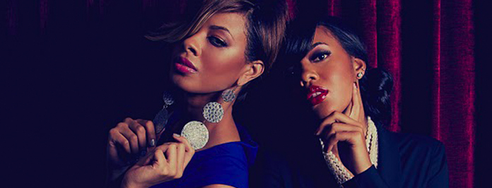 Angela and Vanessa Simmons Get Personal for Fearless Magazine