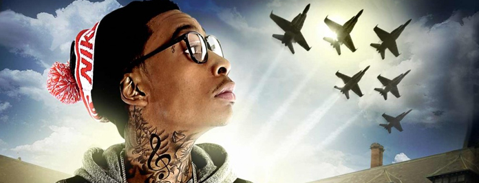 Wiz Khalifa UK Interview