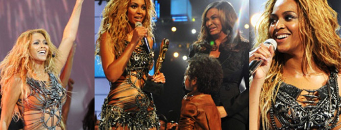 Amazing Beyonce Who Run The World Girls Performance At BillBoard Music Awards 2011