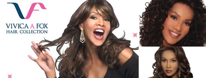 Vivica Fox Releases Her Own Hair Extension Collection
