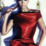 Beyonce-Harpers-Bazaar-September Issue -2011