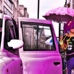 The Career Driven Girl and The London Taxi