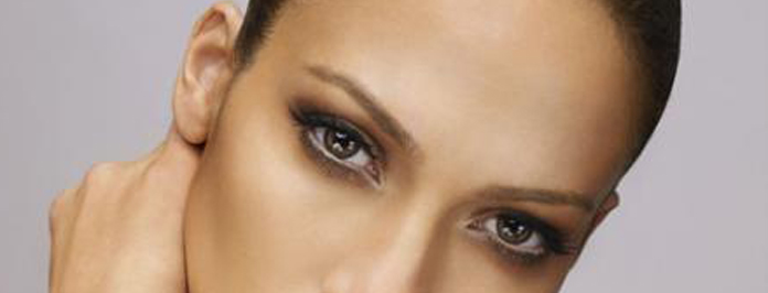 jennifer lopez smoke eye tutorial