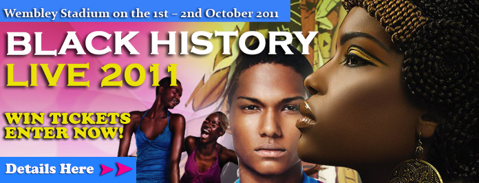 Amazing Black History Live Event-Win Tickets Now!!! (Closed)