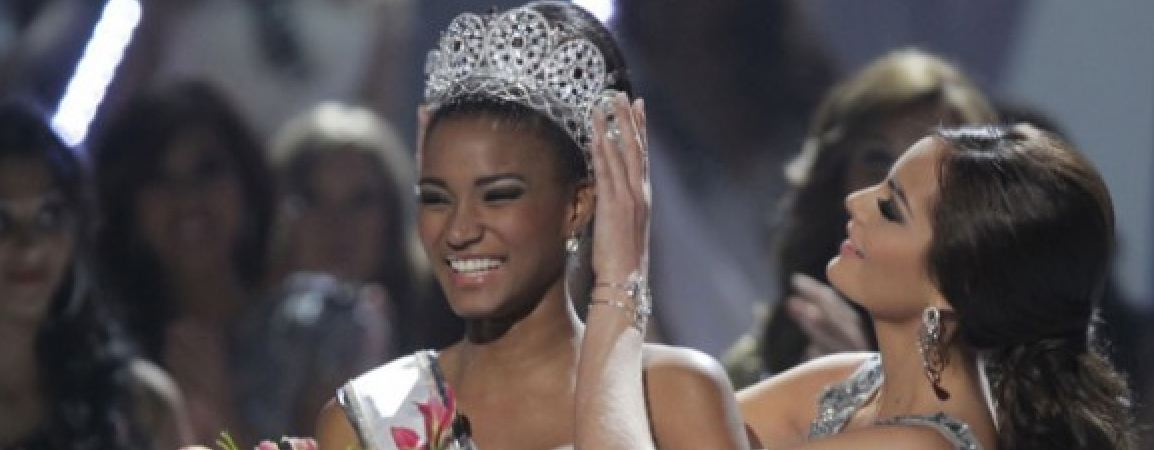 Miss Angola Wins Miss Universe Crown 2011