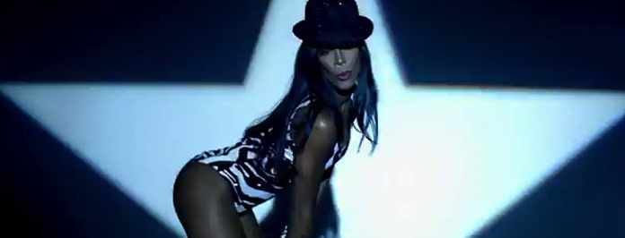 "Kelly Rowland ""Down For Whatever"