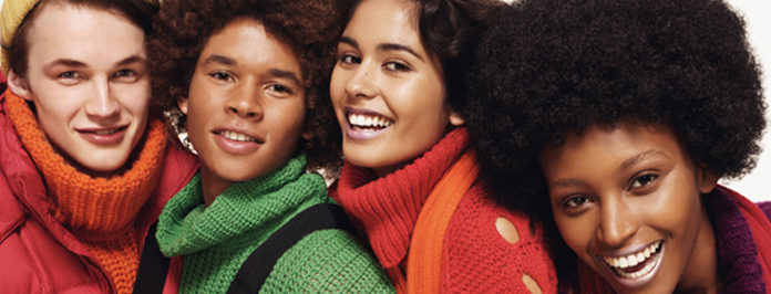 United Colors of Benetton Autumn-Winter 2011 Campaign