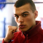 Model Dudley O'Shaughnessy boxer