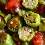Get Your African Cook On: How To Make Okra Sauce Yuuuum!