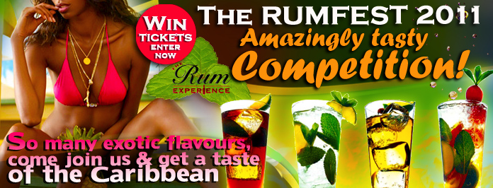 Amazing Rumfest 2011 Ticket Competition (closed)