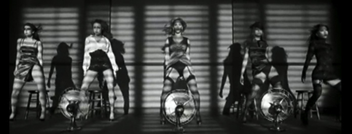 Beyonce Goes Vintage Sexy In New Video Dance For You