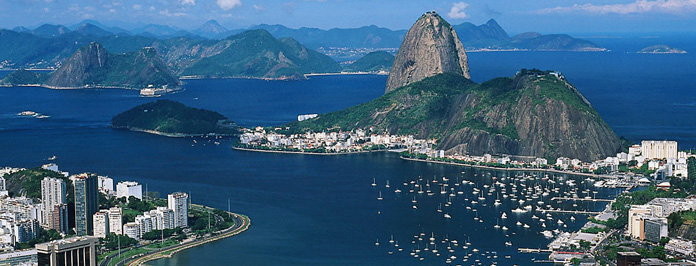 HOT EXOTIC ESCAPE OF THE WEEK TO BRAZIL