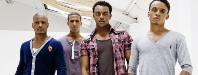 JLS TO RECORD OFFICIAL LONDON OLYMPIC 2012 SONG