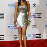 Jennifer-Hudson- The AMA's 2011 See All The Celeb Outfits