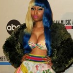 Nicki_Minaj_blue hair The AMA's 2011 See All The Celeb Outfits