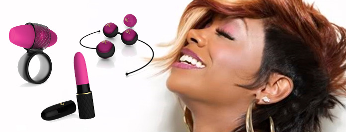 Singer Kandi Launches Sex Toys For Ladies Pleasure