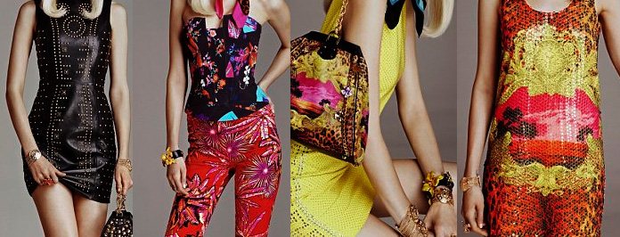 Versace's Collection At H&M Sells Out In 30 Minutes!!! Check The Video LookBook Collection