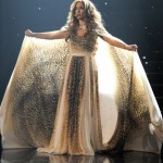 The AMA's 2011 See All The Celeb Outfits jennifer lopez stage