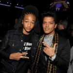 The AMA's 2011 See All The Celeb Outfits bruno mars, jaden smith