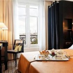 Champlain Hotel paris france