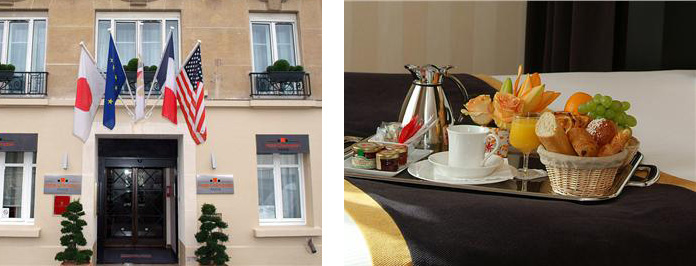Bonjour, Cheap Hotel In Paris, France Only £30!!!