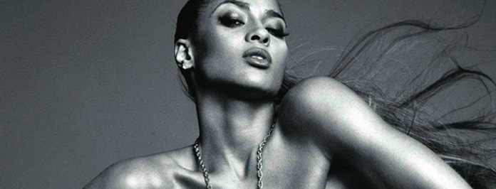 Ciara Shows Off Toned Bod For French Vogue!