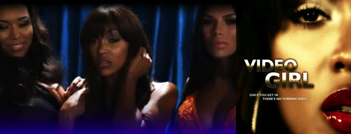 Hot New Movie Called 'Video Girl' Staring Meagan Good