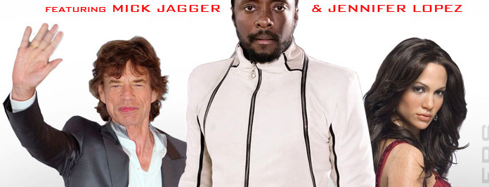 "MUSIC VIDEO: Will.i.am F/ Jennifer Lopez & Mick Jagger – ""T.H.E. (The Hardest Ever)"""