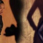 Naomi Campbell For Givenchy's Autumn /Winter Hits Top 20 fashion Ad