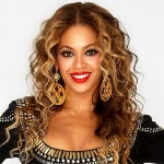 beyonce red lipstick