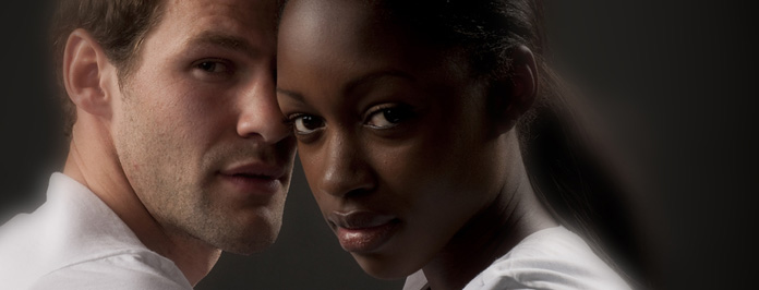 4 REASONS WHY BLACK WOMEN DON'T DATE WHITE MEN?