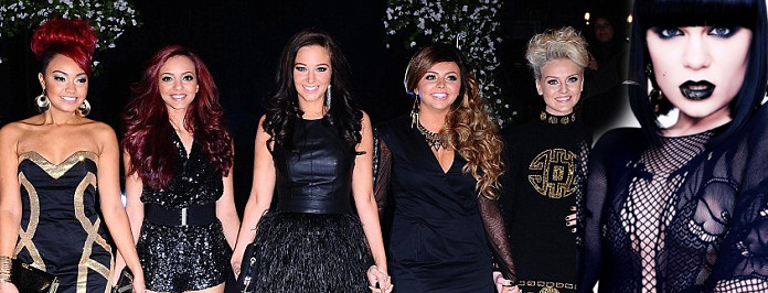 New Music Little Mix Album to Feature Jessie J & X Factor Mentor Tulisa