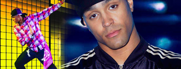 Sugar Rush: Gotta Dance Hottie Ashley Banjo