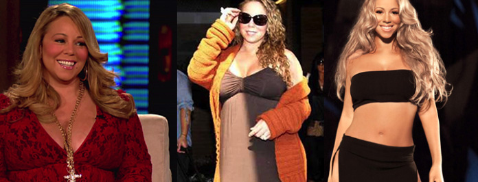 WOW Find Out How Mariah Lost The Baby Weight & How You Can Too!