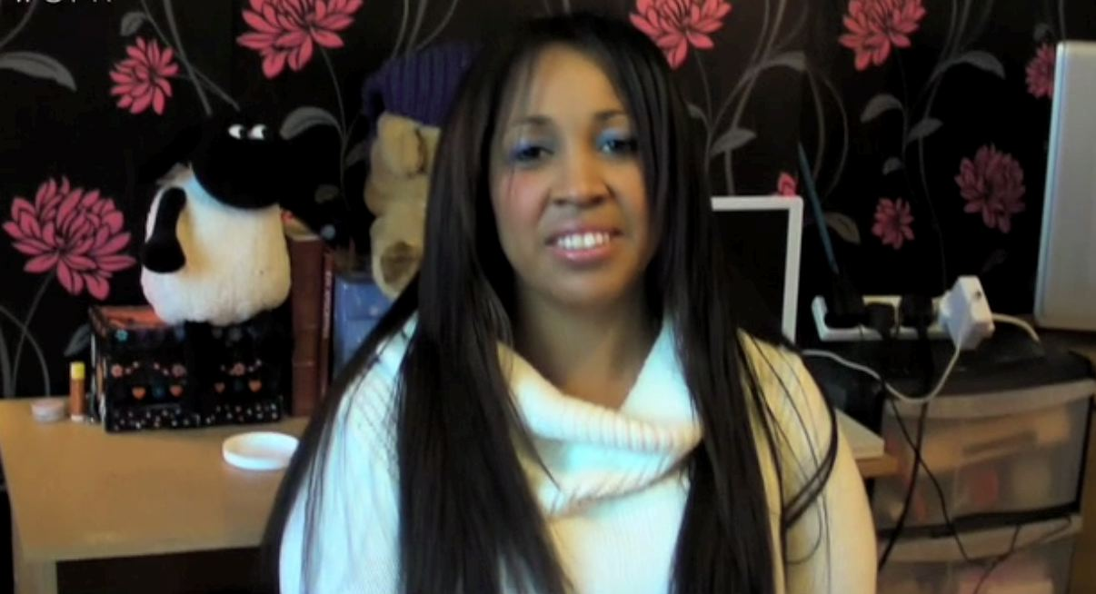 Peeks In Scotland: How To Get Natural Silky Straight Longer Hair No Relaxer!!!