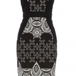 Dorothy Perkins Tile Print Dress, £39.50