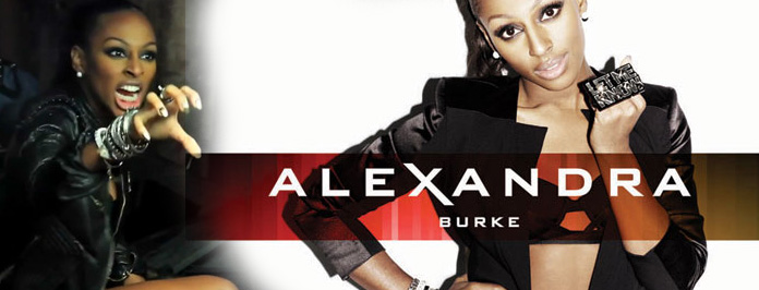 "New Video: Alexandra Burke  ""Elephant"""