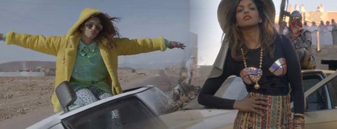 "New Video- M.I.A. – ""Bad Girls"""