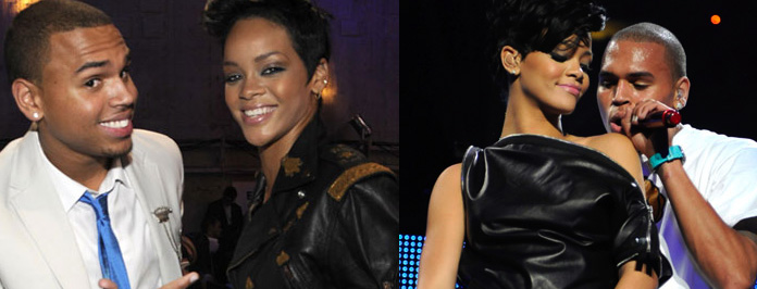 "OMG!! Chris Brown & Rihanna ""Birthday Cake"" (Remix) & ""Turn Up The Music"" (Remix)"
