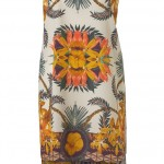 Topshop Flower Scarf Dress, £38