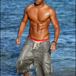 Hollyoaks_hunks_ Ricky Whittle Topless