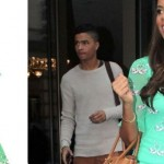 I Want Her Look: Rochelle Wiseman Sugarhill Boutique Kissing Swans Shift Dress