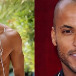 Sugar Rush: Ex Hollyoaks Hottie Ricky Whittle Topless LA Workout!