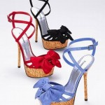 Bebe bow Sandals: