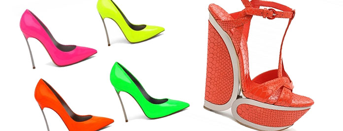 Must Have! Casadei Shoes Collection for Spring - Summer 2012
