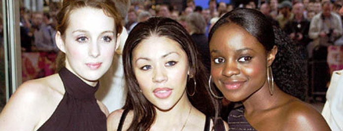 Original Sugababes Sign £1M Deal To Polydor Records!